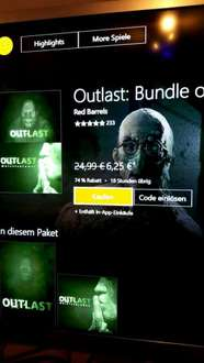 OUTLAST : Bundle 6.25€