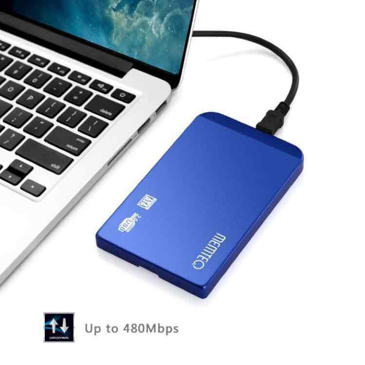 """Gehäuse um Interne 2,5"""" SSD/HDD als Externe Festplatte zu nutzen (AMAZON)"""
