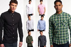 Ab ca 8 Uhr - Ebay - Herren Superdry Hemd Versch. Modelle und Farben - S bis 2XL
