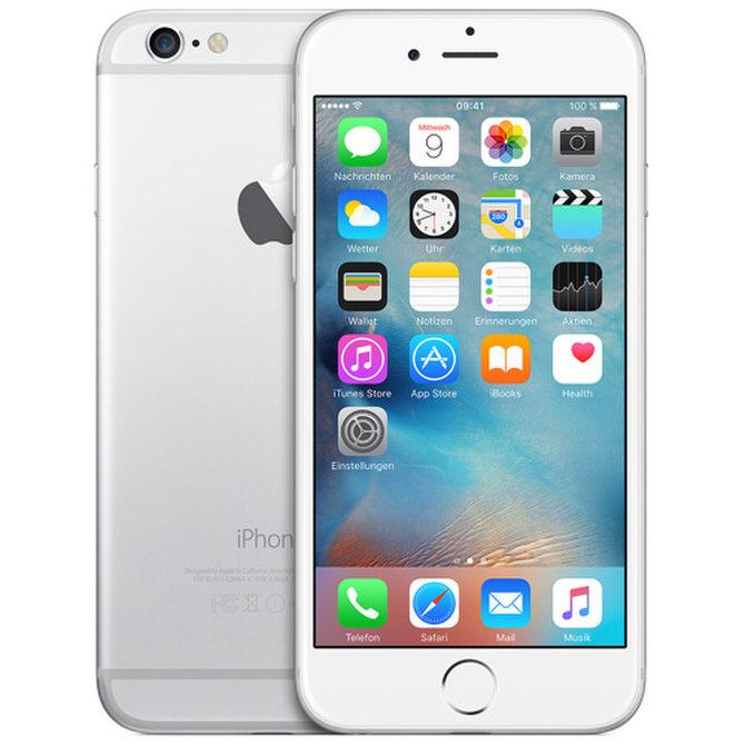 Ebay- Apple iPhone 6 refurbished 64GB -Spacegrau,  Silber oder Gold