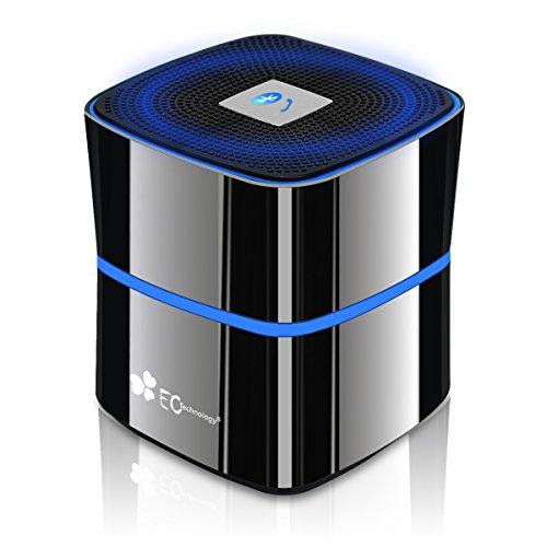 Bluetooth 4.0 Lautsprecher mit Freisprechfunktion für 13,99€