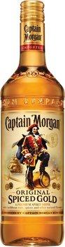 Halloween Restbestände - Captain Morgan für 8,99€ für 0,7l und 11,98€ für 1l
