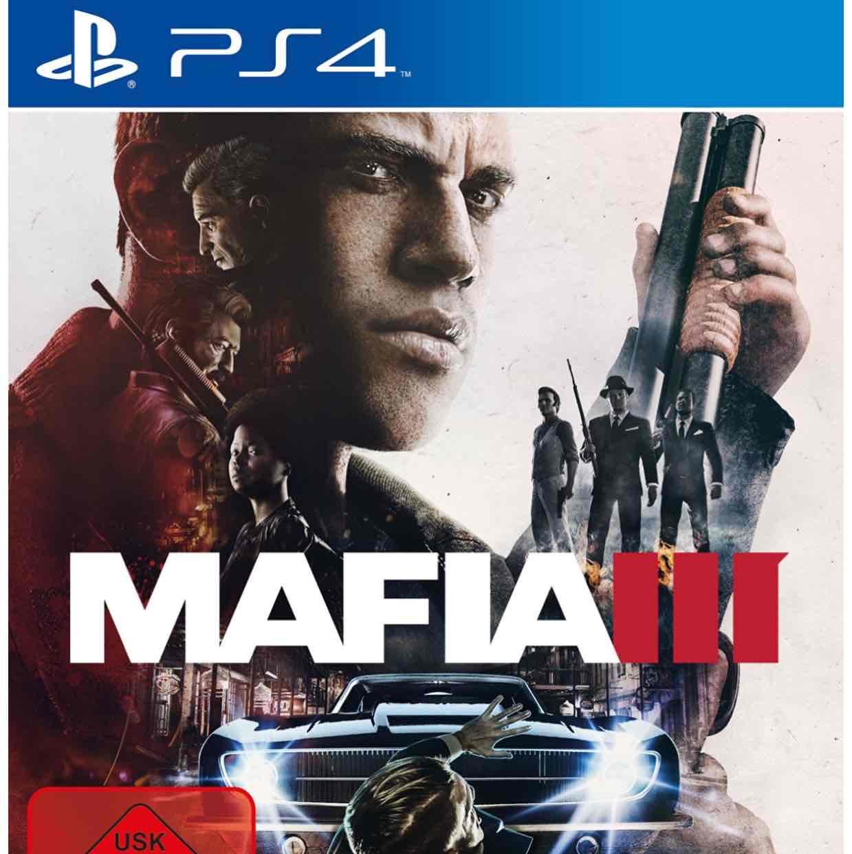 (ABGELAUFEN) Mafia 3 PS4 (30 Euro + 5 Euro Versand)