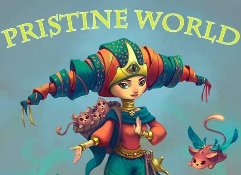 [STEAM] Pristine World (3 Sammelkarten) @Cubic Bundle