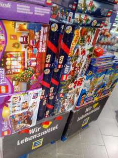 LEGO Adventskalender Star Wars, Friends und City - (Lokal) Edeka Ellerau (bei Hamburg)