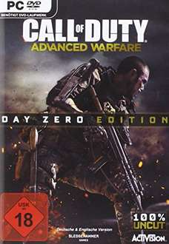 [Amazon.de] Call of Duty Advanced Warfare für PC als Day Zero Steelbook für 5,51€ + 5€ Versand