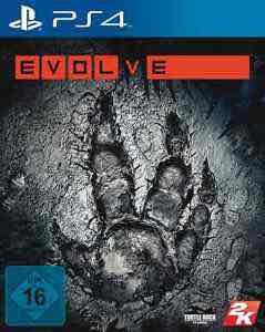 Evolve (PS4) NEU in OVP 8,99€ inkl. Versand