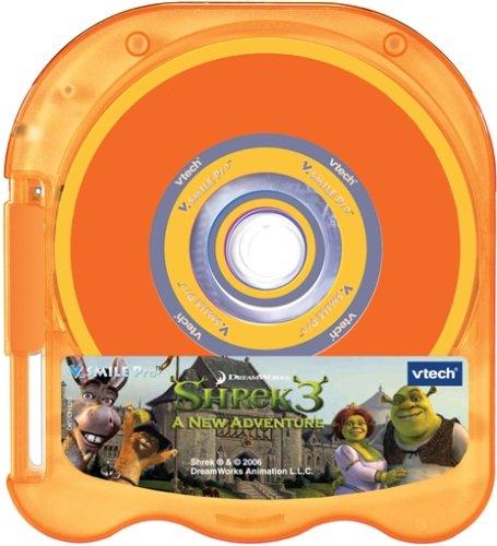 VTech 80-093144 - V.Smile Pro Lernspiel Shrek 3 für 3,76€