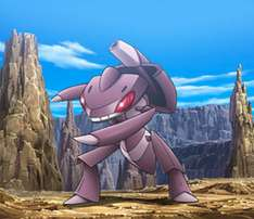 Genesect Verteilungsaktion für Pokemon X/Y und OR/AS