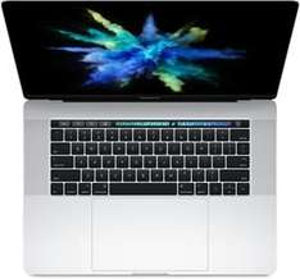 "Apple MacBook Pro 15"" mit Touch Bar / Touch ID 2,6 GHz QuadCore i7 256GB SDD 16GB RAM in Silber [Computeruniverse.net]"