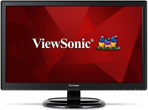 """Viewsonic VA2465Smh für 111€ bei Amazon - 24"""" FullHD Monitor mit MVA Panel und Lautsprechern"""