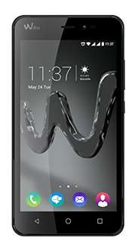 "Wiko Freddy Smartphone 5"" Andorid 6.0 LTE Dual Sim schwarz @amazon.de"