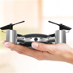 Quadcopter mit Live-Bild, Auto-Start/ -Landung, Failsafe und App-Steuerung