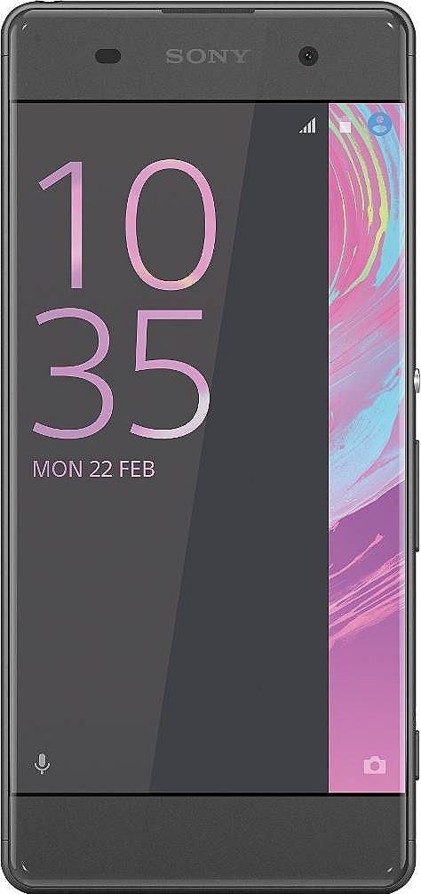 Sony Xperia XA LTE (5 HD IPS, Helio P10 Octacore, 2GB RAM, 16GB eMMC, 13MP + 8MP, 2300mAh, Android 6) für 169,17€ [Amazon.co.uk]