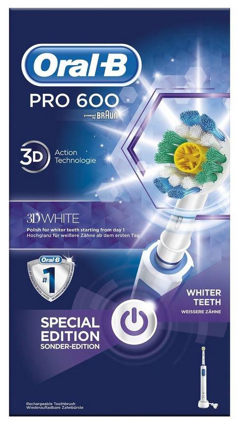 (Lokal HH) Oral B Pro 600 für 19 Euro