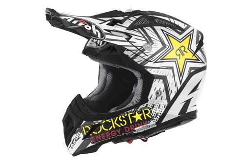 AIROH Aviator 2.2 Motocross Helm mit Motocross Enduro Jahres-ABO