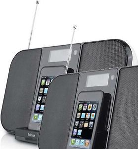 Radio und Sounddock für iPOD Doppelpack !!