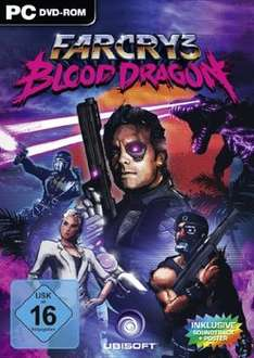 Far Cry 3: Blood Dragon (PC) kostenlos [Ubisoft Club]