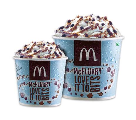 [Leipzig] McDonald's Gutscheine - unter anderem 2 McFlurry o. 2 Cappucino zum Preis von einem