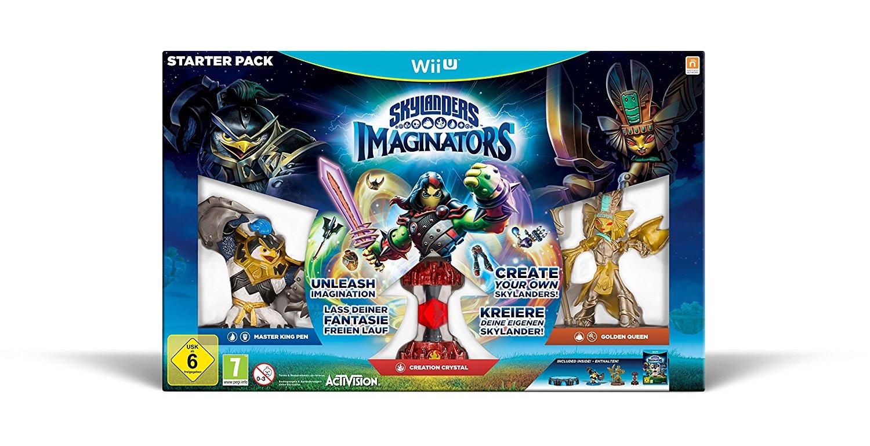 [Amazon.co.uk] Skylanders Imaginators Starter Pack Wii U, XBox 360 & PS3