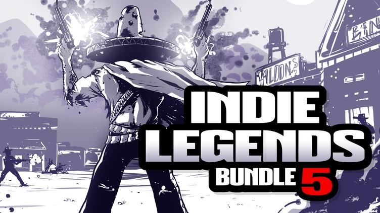 Indie Legends 5 Bundle, alle STEAM, 3,79€, Bundlestars