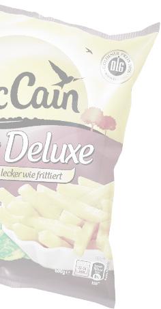 1200g McCain Frites Deluxe kostenlos gegen Kassenbon