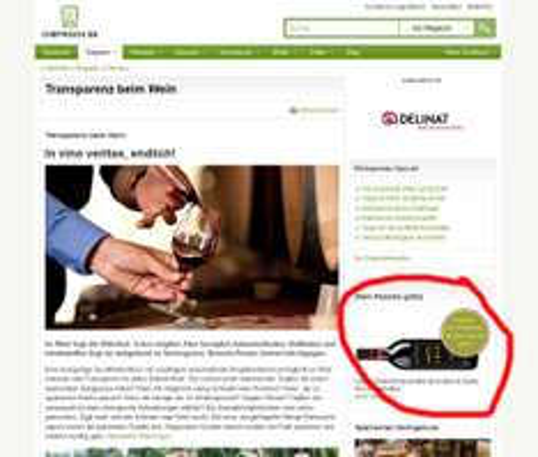 Gratis Wein Vinya Laia incl. Versand im Wert von 10,90 € wieder verfügbar