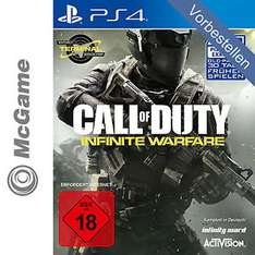 [ebay] Call of Duty: Infinite Warfare [PS4] im ebay WOW Deal für 54,89 VERSAND HEUTE