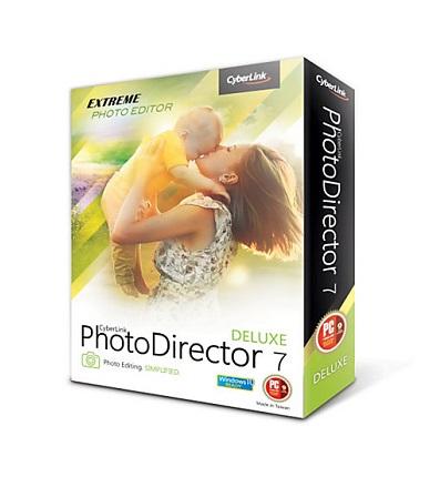 CyberLink PhotoDirector 7 Deluxe