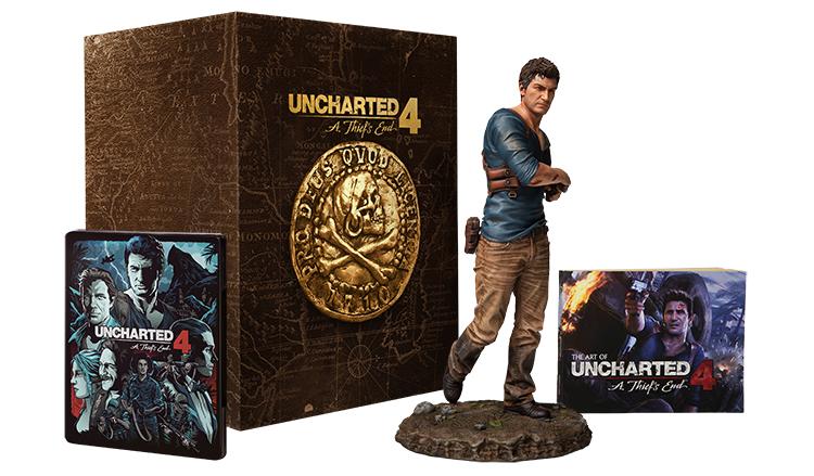 [Lokal München Stachus] Uncharted 4 Libertalia Collectors Edition (PS4) @ Gamestop