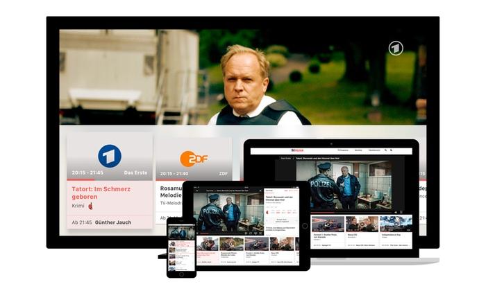 Überall LIVE FERNSEHEN mit TV-Spielfilm Live 3-Monate Abo für 2,99€ statt 19,98€