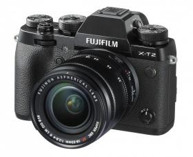 Rakuten.de: Fujifilm X-T2 + Fujinon XF18-55mm F2,8-4 Kit