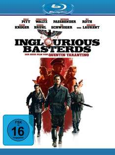 [Amazon Prime] Inglourious Basterds [Blu-ray]