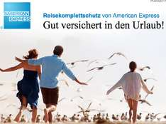 So sparst du 46,80€ bei der Jahres-Reiseversicherung von AMEX