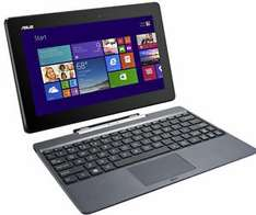 "Asus Transformer Book T100TA-DK007H 10.1"" 1,3GHz 2GB RAM 500GB+64GB HDD Win8.1 Refurbished"