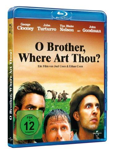 [amazon Prime] O Brother Where Art Thou [Blu-Ray]
