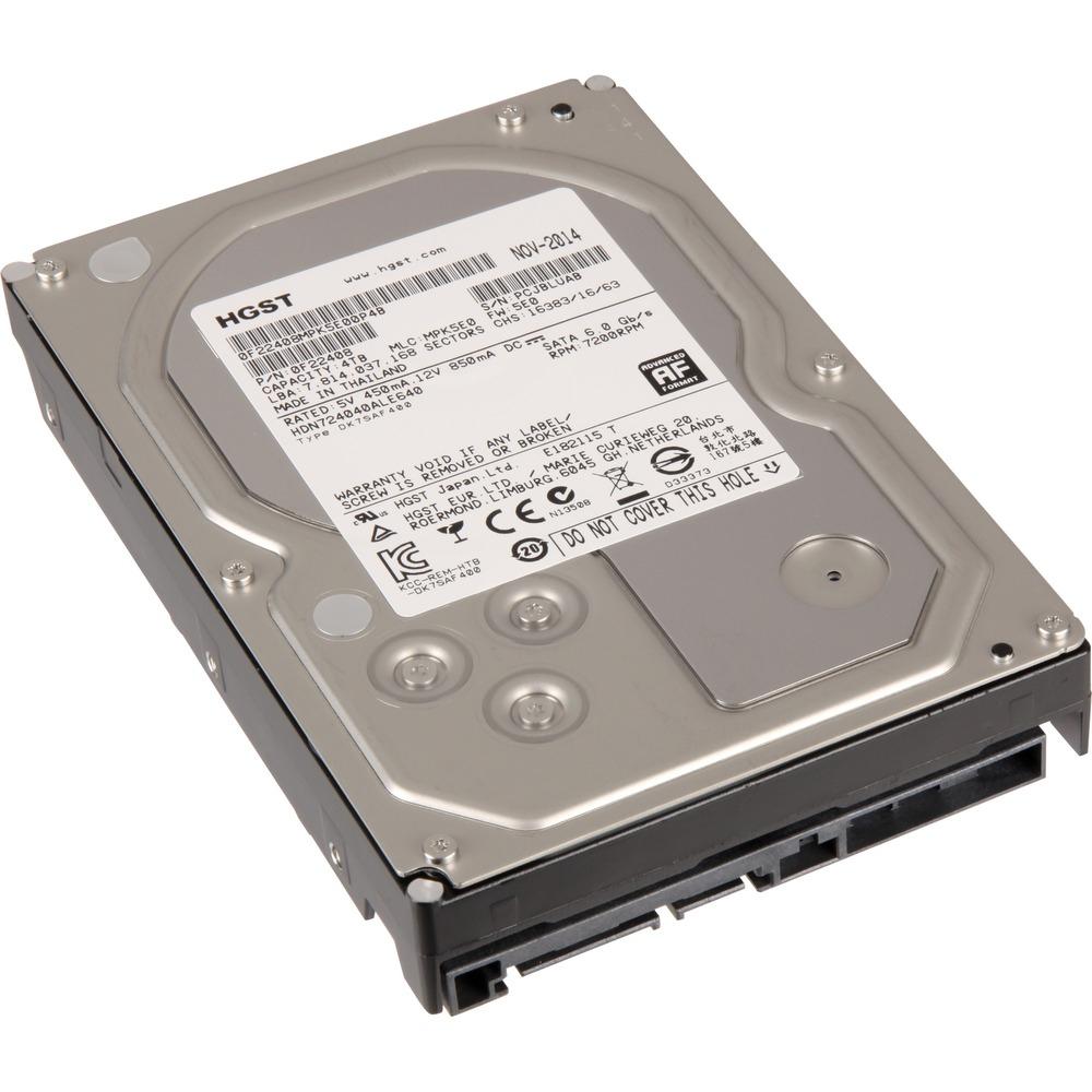 HGST Deskstar NAS HDD 4TB + 7,60€ in Superpunkten für 129,20€ [Rakuten]