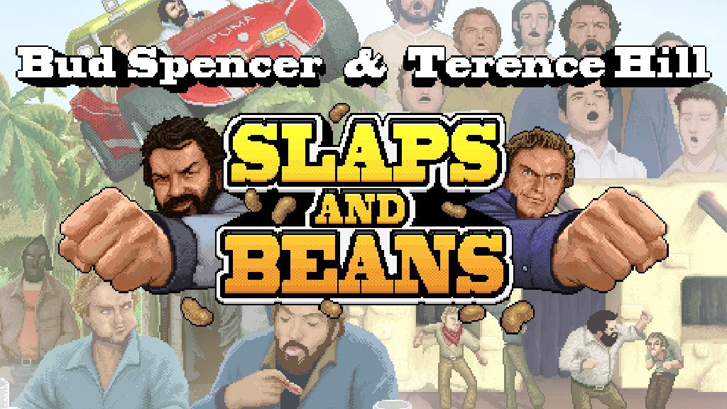 KICKSTARTER Bud Spencer and Terence Hill - Slaps and Beans