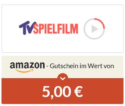 [Spartanien] 5€ amazon Gutschein für kostenlosen Test von TV Spielfilm Live TV UPDATE: Aktion läuft wieder!