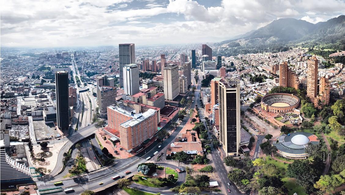 Hin & Rückflüge von Hamburg nach Bogota (Kolumbien) im Februar
