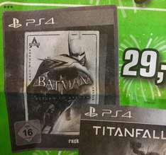 (Lokal) @ALPHATECC. Sankt Wendel Batman: Return to Arkham (PS4)