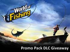 [STEAM] World of Fishing Promo DLC @Game Items