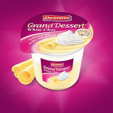 Das neue Grand Dessert Weiße Schokolade bei Lidl für 39 Cent und mit Scondoo für nur 9 Cent pro Becher!