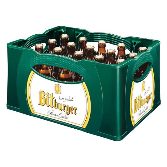 [Lokal Edeka Kühne Wallerfangen] Kiste Bitburger Stubbi (20 x 0,33) für 6,66€ zzgl. Pfand