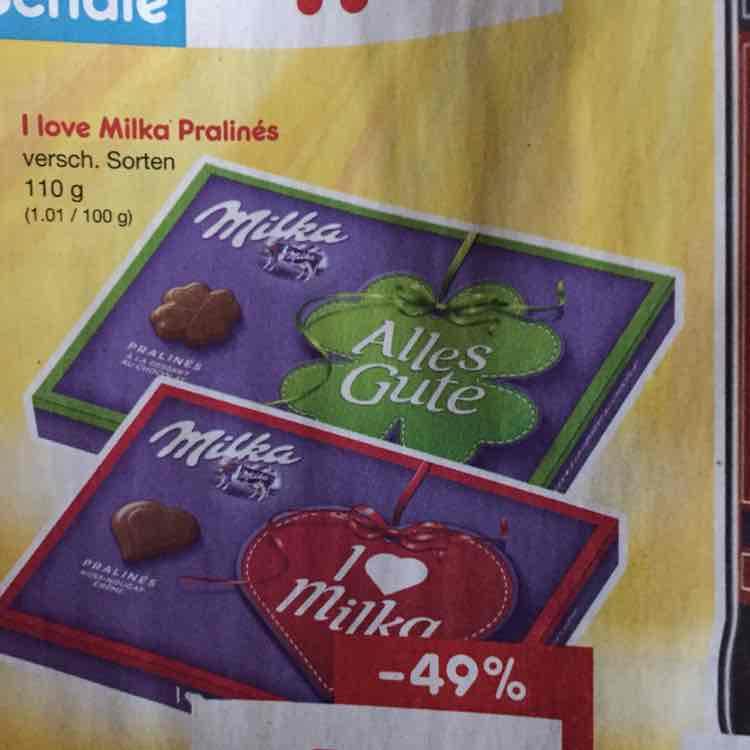"""Netto """"I Love Milka"""" für 0,91€ beim Kauf von 5"""