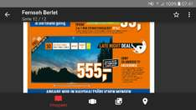 Sony KDL55W805 für 555 € nur am 05.11.2016 in Berlet