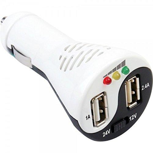 Titan TP-15TC USB Ladegerät 3A und Batterietester (PLUS PRODUKT)