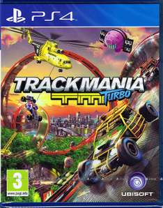 [PS4/PC/XBOXONE] Trackmania Turbo für 22,89 €