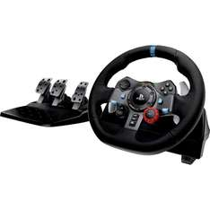 [Rakuten] Logitech G29 Driving Force Rennlenkrad PS3 PS4 PC