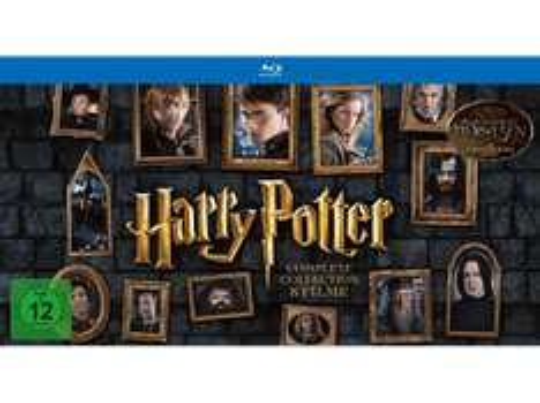 [Lokal Saturn Osnabrück] Harry Potter Complete Layflat Book (Blu-ray)